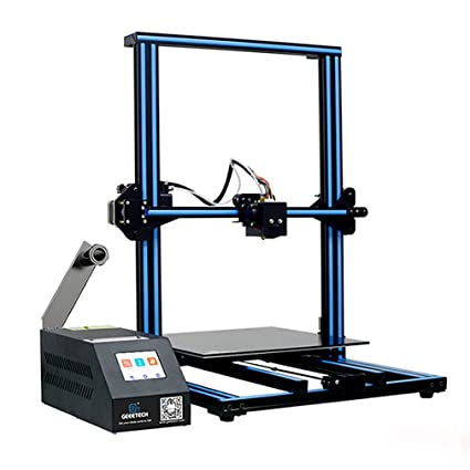 Geeetech A30 3D Impresora 3D Printer extrusión Polychrome 3D Kit ...