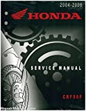 61GEL53 2004-2007 Honda CRF50F Service Manual