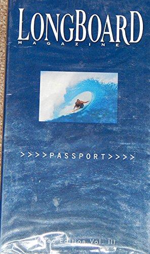 Longboard Magazine Passport Video Edition Vol. III VHS