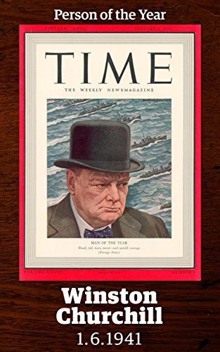 Winston Churchill: TIME Person of the Year 1940 (Singles Classic)