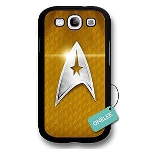 Star Trek Movies Logo Hard Plastic For Case Samsung Galaxy Note 2 N7100 Cover & Cover - Star Trek Logo For Case Samsung Galaxy Note 2 N7100 Cover - Black 1