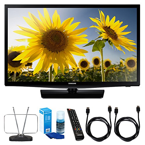 Samsung  28-Inch 720p HD Slim LED TV Clear Motion Rate 120 w