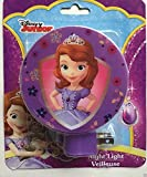 Disney Junior Princess Sofia the First Night Light Variety (Purple)