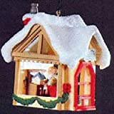 Hallmark Keepsake Ornament – Santa's Workshop 1982 (QX4503)