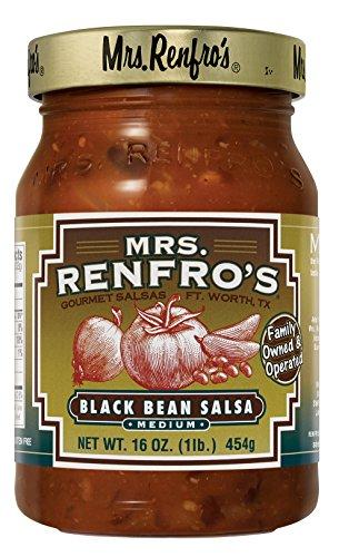 - Mrs. Renfro's Black Bean Salsa