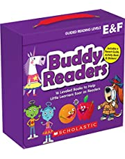 Buddy Readers: Levels E & F (Parent Pack): A Big Collection of Leveled Books for Little Learners
