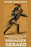 img - for Complete Exploits and Adventures of Brigadier Gerard (Annotated) book / textbook / text book