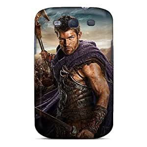 Samsung Galaxy S3 BZl16206Przf Customized High Resolution Spartacus Pattern Scratch Protection Hard Phone Case -DannyLCHEUNG