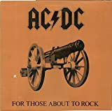 For Those About To Rock (We Salute You) [LP]