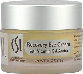 Crema De Recuperaci n Para Los Ojos Con Vitamina K Y Rnica