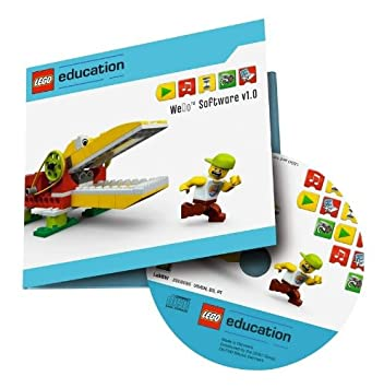 LEGO WEDO SOFTWARE AND ACTIVITY PACK 2000097 By LEGO & Best Price ...