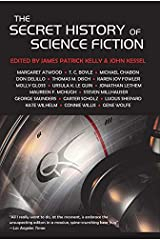 The Secret History of Science Fiction Paperback