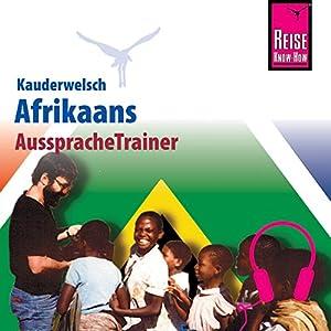 Afrikaans (Reise Know-How Kauderwelsch AusspracheTrainer) Hörbuch