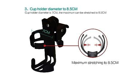 Combustible y Agua Nivel Sensor remitente 275/mm de largo 0/ /190ohm se/ñal 5-hole Asamblea