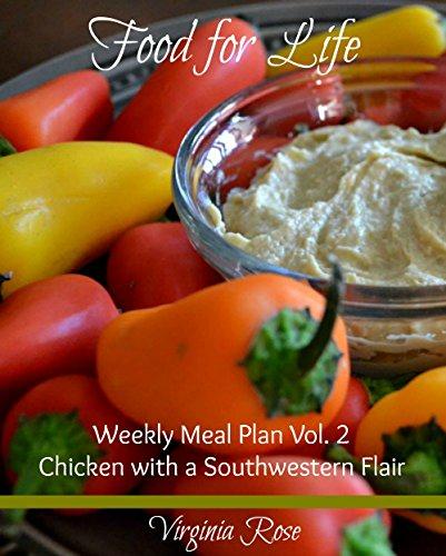 southwestern chicken - 3