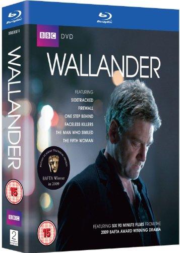 Wallander - Series 1 & 2 Box Set [Blu-ray] [Region Free] (Wallander Season 2 compare prices)