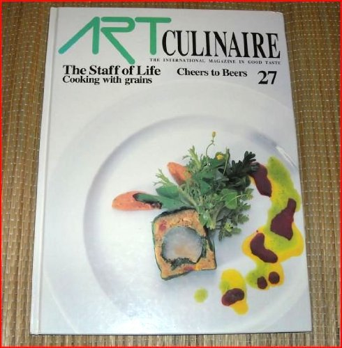Art Culinaire 27 - The International Magazine in Good Taste - Winter, 1992