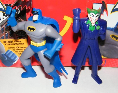 Batman Mcdonalds Toys