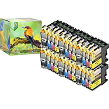 Ink Hero 24 Pack High Yield Cartridges for Brother LC-103 DCP J152W MFC J245 J285DW J4310DW J4410DW J450DW J4510DW J4610DW J470DW J4710DW J475DW J650DW J6520DW J6720DW J6920DW J6920DW J870DW J875DW