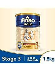 FRISO Gold Stage 3 Toddler Milk Formula, 1-3 years, 1.8kg
