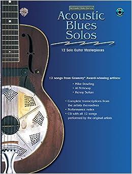 Acoustic Blues Solos (Acoustic Solo Series)
