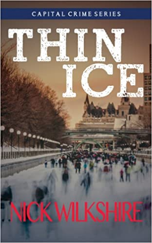 Amazon com: Thin Ice: Capital Crime (Capital Crimes) (9781459715523