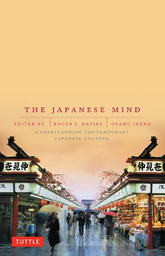 Pdf Travel The Japanese Mind: Understanding Contemporary Japanese Culture