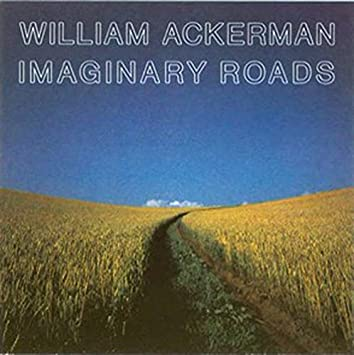 amazon imaginary roads william ackerman ニューエイジ 音楽
