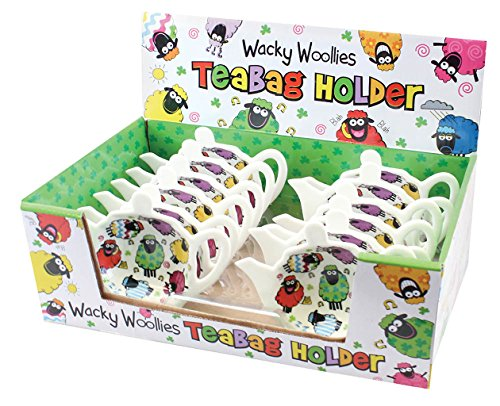 - Tea Bag Holder, Wacky Woollies