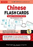 Chinese Flash Cards Kit Volume 2: HSK Levels 3  and  4 Intermediate Level: Characters 350-622 (Audio CD Included)