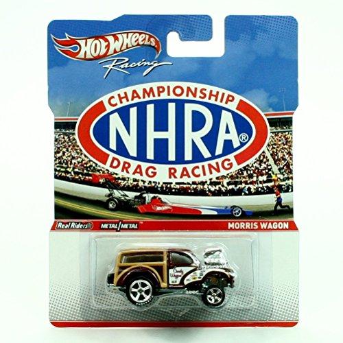 - Hot Wheels Championship Drag Racing NHRA Morris Candy Wagon