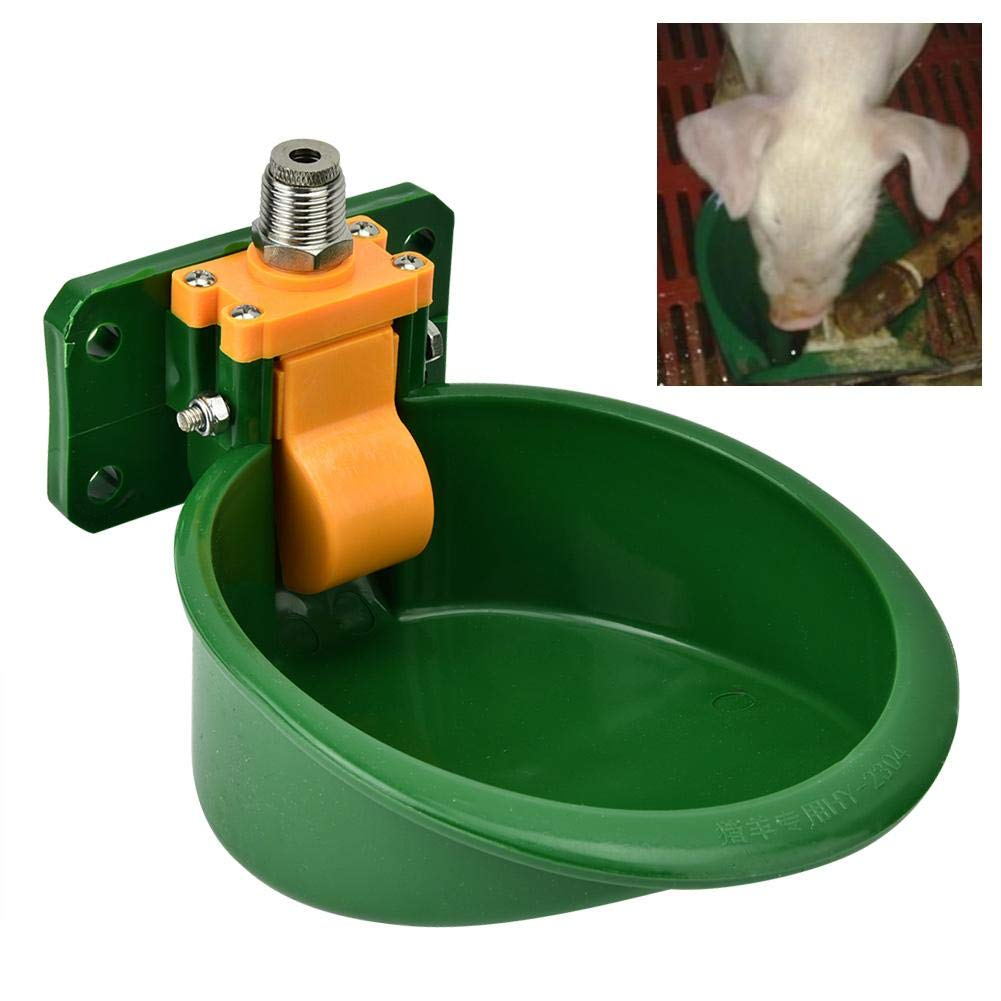 Durable Auto Water Drinker Waterer Bowl For Sheep Pig Small Cattle Livestock