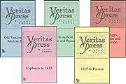 Veritas Press History Cards Set of 5