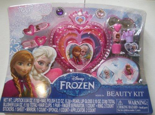 Disney Frozen Beauty Kit with Make-up 2013