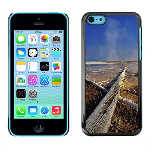 Hülle Case Schutzhülle Cover Premium Case // F00001845 Wyoming // Apple iPhone 5C