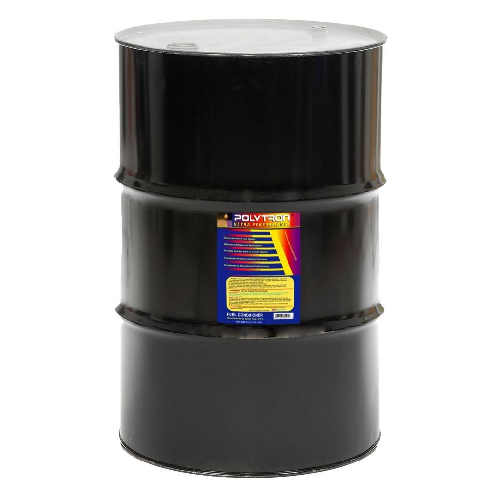 Polytron Gasoline Diesel Fuel Conditioner (GDFC) 55 Gallon (208L) Drum - Military Industrial Grade by Polytron