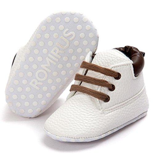 Zapatos De Bebé, RETUROM Este Nuevo Y Confortable Fresca Del Niño Del BebÉ Suavemente ÚNico Zapatos De Cuero De Los Zapatos De BebÉ Del Niño De La Muchacha Del Muchacho