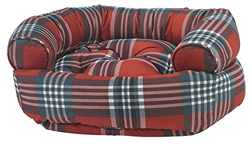 Bowsers Double Donut, Large, Royal Troon Tartan