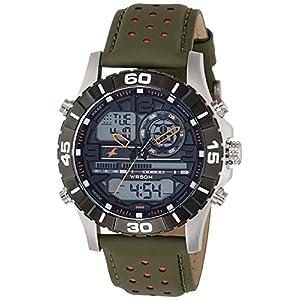 Fastrack Analog-Digital Black Dial Men's Watch-NL38035SL03