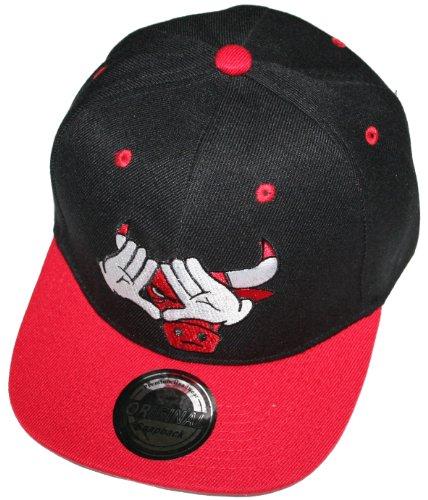 BULL RED de Premium hombre para Gorra Headwear béisbol BnzwBqfx1O