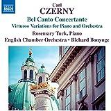 Carl Czerny: Bel Canto Concertante