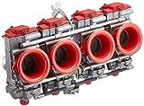 Yoshimura Keihin FCR-MJN39 carburetor funnel specification Silver body GPZ900R NINJA [Ninja] 759-294-2500