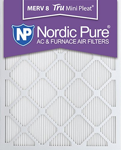 Mini Pleat Air Filter - 8