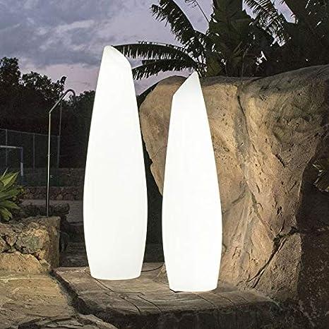 Frio New Garden - Lámpara de pie led para exteriores (140 cm ...