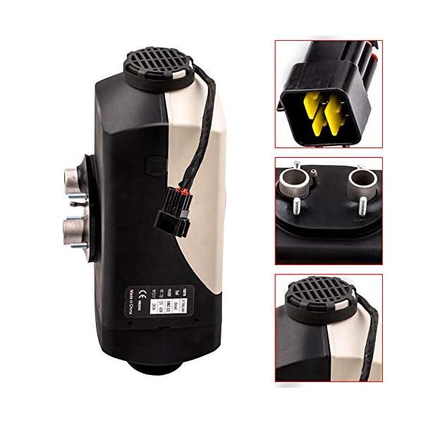 51op5yg2B5L maXpeedingrods 2KW 12V Diesel Standheizung Heizgerät für LKW Wohnwagen Boot Yacht LCD-Schalter