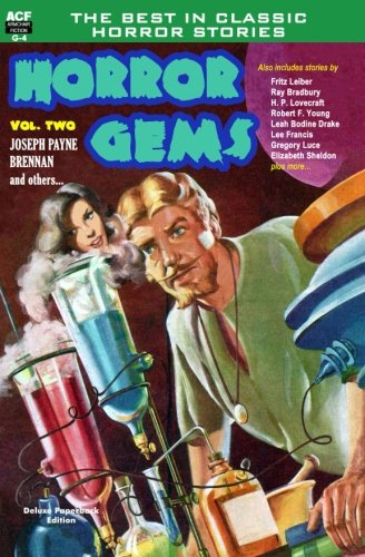 Horror Gems, Volume Two, Joseph Payne Brennan and others