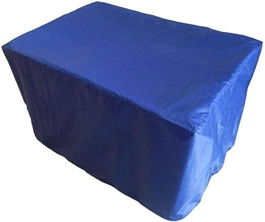 Barture Fundas para Muebles De Jardín Rectangular Juego De Fundas para Mesa Y Sillas Impermeable Funda De Protección,Azul (Size : 170x94x70cm): Amazon.es: Hogar