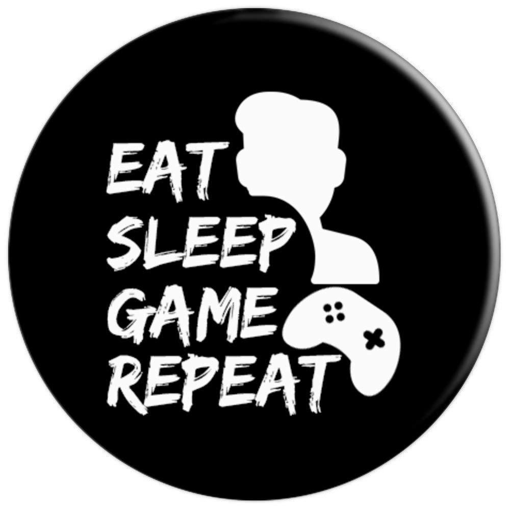 Amazon.com: Eat Sleep Game Repetir divertidos regalos de ...