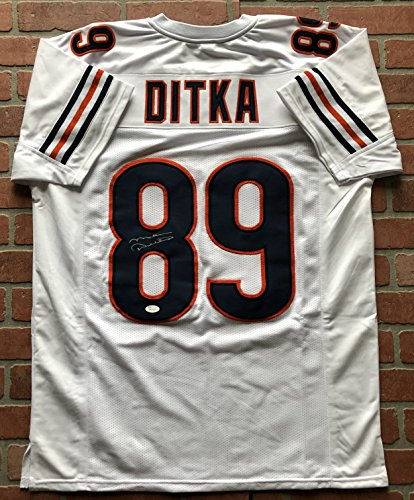 ba70226df Chicago Bears Autographed Jerseys. Mike Ditka autographed signed jersey ...