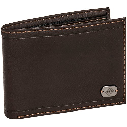 Columbia Mens Beacon Slimfold Wallet